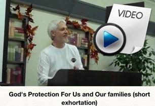 protection exhortation