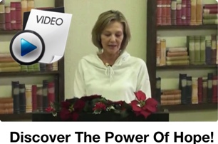 Discover the power of hope