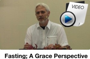 Fasting Grace Perspective